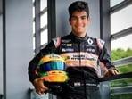 Racing Driver - Jehan Daruvala