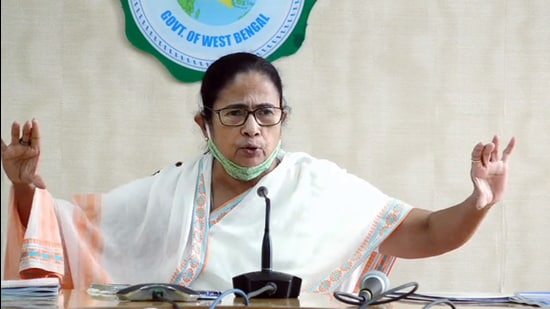 Mamata Banerjee could have shown the way. Instead, she has followed the trend (ANI)