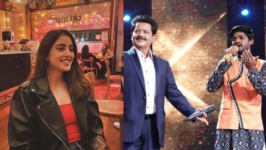 Navya Naveli Nanda extends her support to Indian Idol 12 contestant Sawai Bhatt.