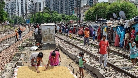 DUSIB officials said that the plan to rehabilitate these two clusters was stalled due to the Centre's Affordable Rental Housing Complexes (ARHC) scheme, which was approved by the Cabinet in July last year.(PTI Photo)