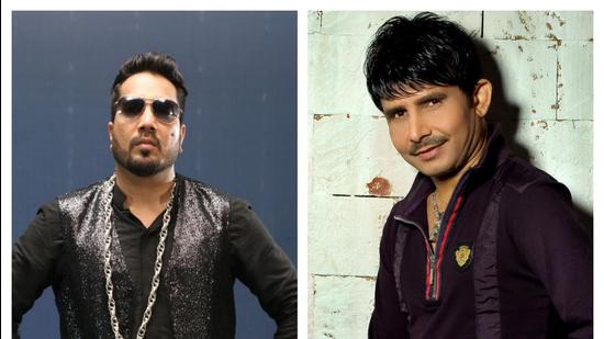 Singer Mika Singh has created a special song on his ongoing feud with Kamaal R. Khan, and will release it soon.