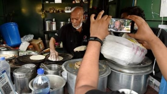 Prasad said the fourth Covid-19 wave in Delhi, which forced the closure of their old dhaba for 17 days and further affected the sales, have led them to penury -- again.(Photo: PTI)