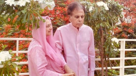Dilip Kumar has been admitted to a hospital in Mumbai.