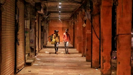 The curfew duration, however, has been curtailed by two hours a day and will be in force from 2 PM to 6 AM after June 10.(PTI file photo. Representative image)