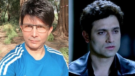 KRK has made a new claim about Shiney Ahuja.