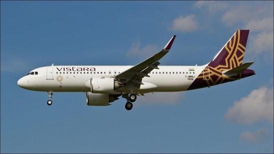 """Flight UK775 operating Mumbai-Kolkata on 7 June 2021 encountered severe turbulence 15 minutes before landing,"" a company spokesperson said.(Representational image)"
