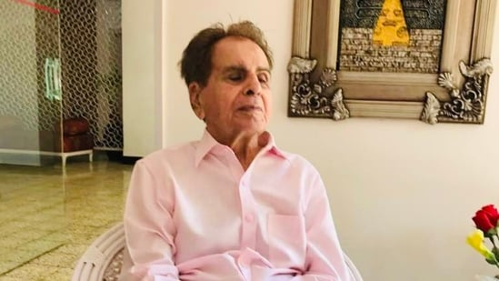 Dilip Kumar is admitted to the PD Hinduja hospital in Mumbai.
