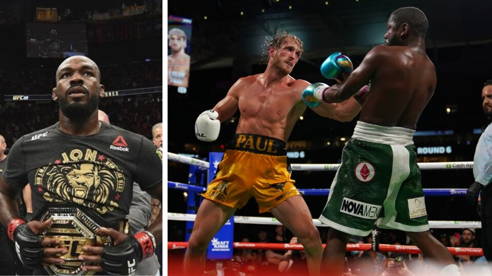 While Jones struggles to increase pay at UFC, Logan Paul gets around $20m for 'exhibition' match with Mayweather - Hindustan Tim