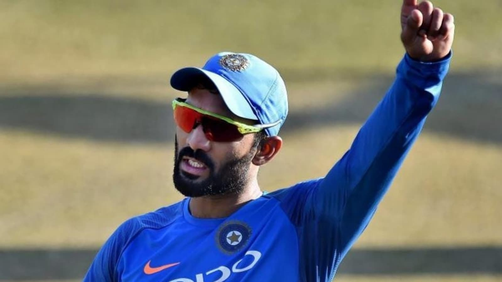 I genuinely believe I should be there': Dinesh Karthik '100%' convinced he  should be part of India's T20I squad | Cricket - Hindustan Times