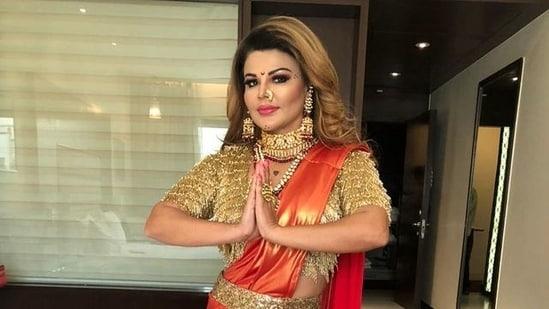 Rakhi Sawant will soon be seen on Indian Idol 12.