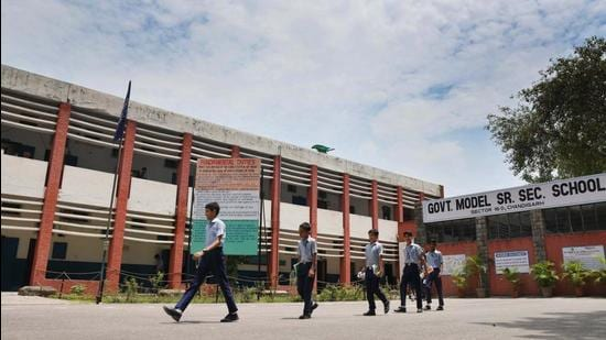 Chandigarh had adopted its rules from the Punjab Regulation of Fee of Unaided Educational Institution Act, 2016, that has a clause of making balance sheets public. (HT FILE PHOTO)