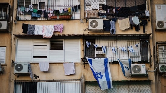 Lod, about 16 kilometers (10 miles) southeast of Tel Aviv, next to the main international airport, is home to 77,000 people.(AP Photo/David Goldman)(AP)
