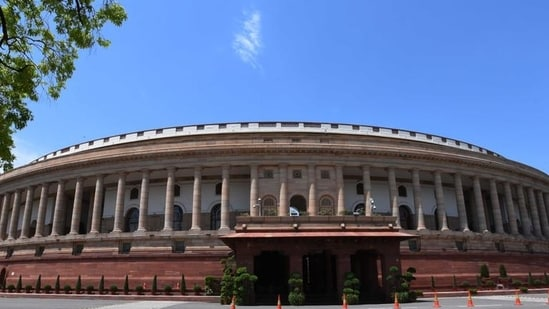 Indian Parliament could work for only 34 days since the pandemic hit Indian shores in March 2020.