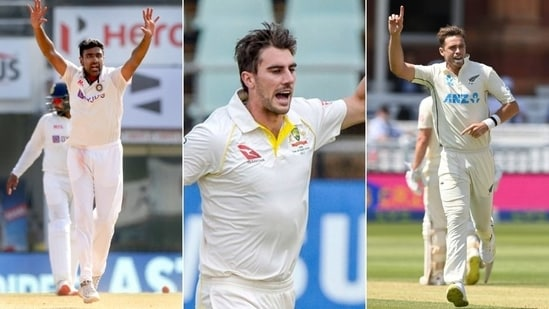 Top 5 wicket-takers of World Test Championship