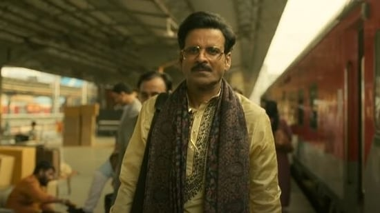Manoj Bajpayee in a still from the Ray trailer.