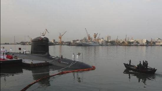 More than 60% of the IN's conventional boats (as submarines are referred to) are over 30 years old and there is a steady decline in the total number of fully operational submarines (Representational image/AP)