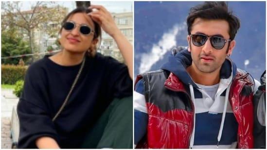 Parineeti Chopra and Ranbir Kapoor will be seen in Animal.