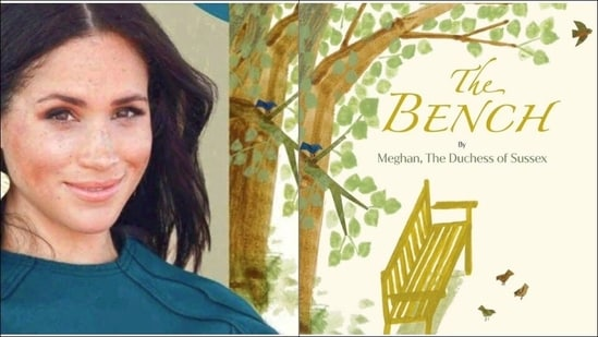 Meghan Markle releases debut kid's book 'The Bench' on father-son relationship(Twitter/cecemcghee)
