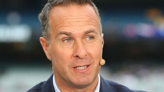 Former England captain Michael Vaughan.(Getty Images)