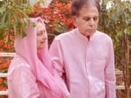 Dilip Kumar was admitted to a hospital in Mumbai on Sunday.