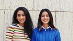 Navya Naveli Nanda bersama Pragya Sabu, salah satu pendiri Aara Health.