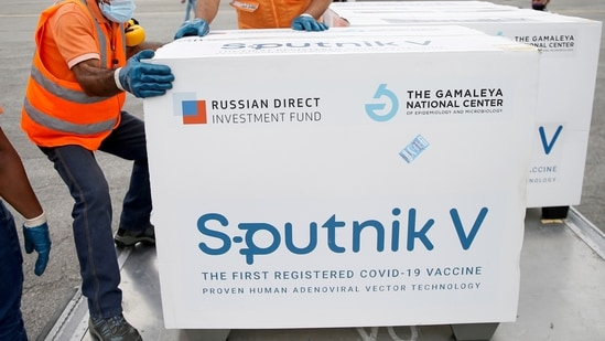 The deal has been closed to supply at least 750 Covid-19 vaccine freezers to various hospitals and institutions across the country, 500 of these being specifically for Sputnik V.(Reuters)
