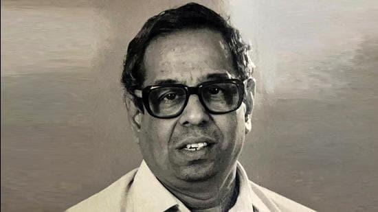 Ram Khandekar. (ANI)