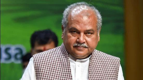 Union minister Narendra Singh Tomar. (File photo)