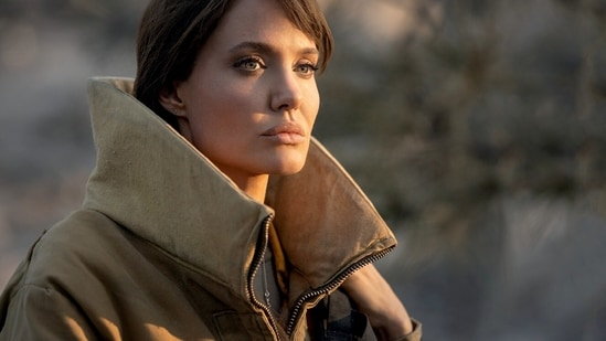 Angelina Jolie was recently seen in Those Who Wish Me Dead.