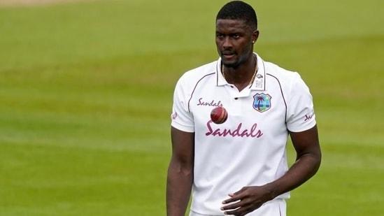 West Indies' Jason Holder.(AFP)
