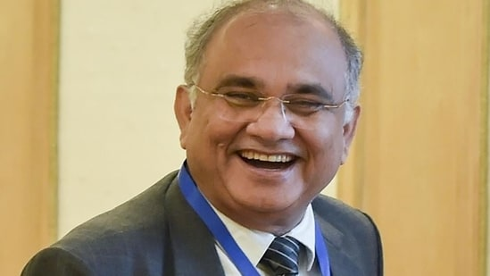 Anup Chandra Pandey took charge as the new ECI on Wednesday.(PTI)