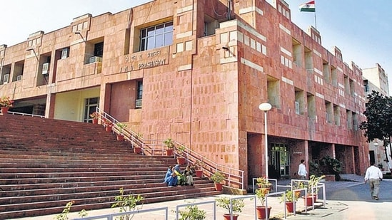 JNU found its spot in the 561-570 slab of the QS World University Rankings 2022. (File Photo)