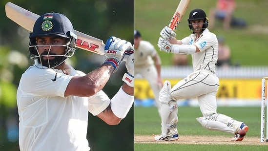 Virat Kohli and Kane Williamson are two of the best. (Getty Images)