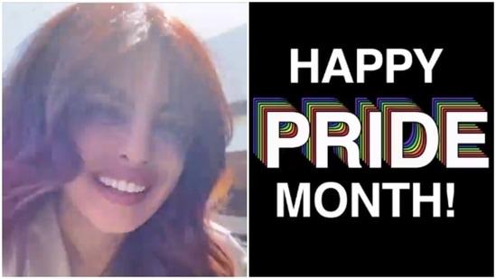 Priyanka Chopra Jonas has posted a new video.