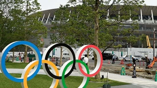 Tokyo Olympics (Representational photo)(Getty Images)