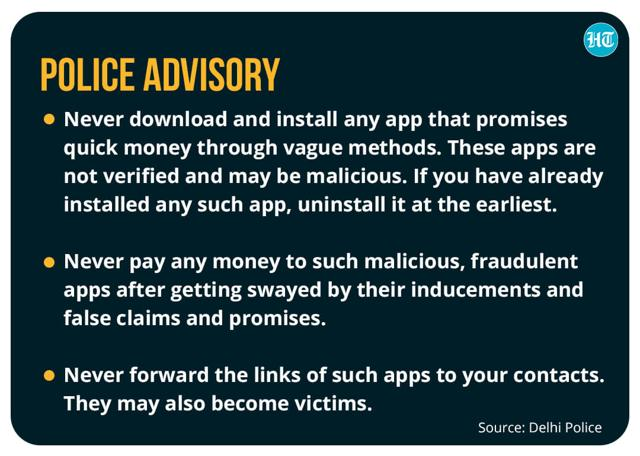 Police have advised citizens to be careful. (HT Graphics)