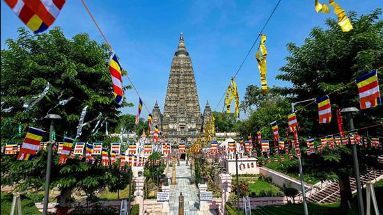 Bodh Gaya: Tourism sector is seeking interest-free long-term loans for tour operators and agencies; tourist transport operators and hotels along with a moratorium of 24 months for existing loan payments. HT Photo