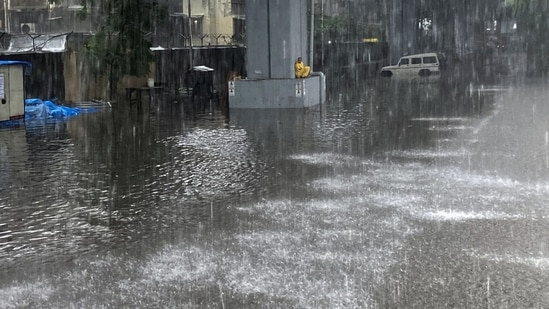 May's weather pattern was largely influenced by extremely severe cyclonic storm Tauktae, which crossed the coast of Gujarat on May 17, and very severe cyclone Yaas over Bay of Bengal which crossed the north Odisha coast near Balasore on May 26.(Rafiq Maqbool / AP)