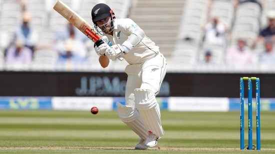 Kane Williamson is not playing the 2nd Test against England due to an elbow injury(Action Images via Reuters)