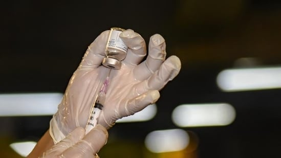 India has so far administered more than 240 million vaccine doses to eligible beneficiaries.(PTI file photo)