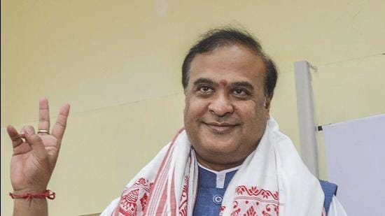 Assam chief minister Himanta Biswa Sarma. (File photo)