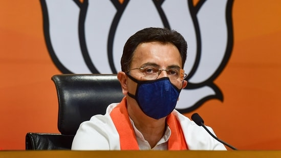 Several Congress leaders criticised Jitin Prasada after he switched to BJP on June 9. (PTI)