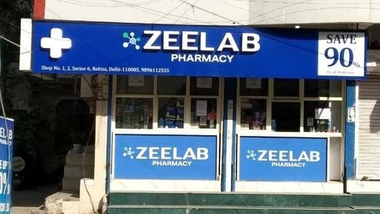 Zeelab Pharmacy