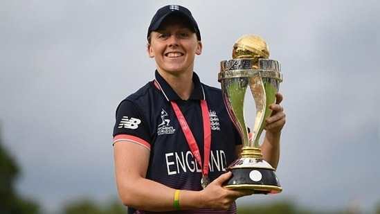 England captain Heather Knight(Getty Images)