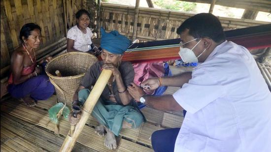 An expert said people's reluctance to undergo Covid-19 test, getting vaccinated and regularly check oxygen levels was chiefly responsible for Covid-19 deaths in the Tripura.