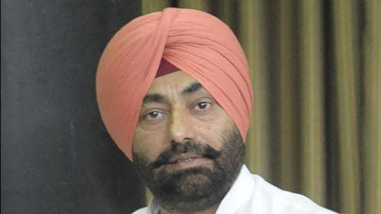 Congress leader Sukhpal Singh Khaira. (HT FILE)