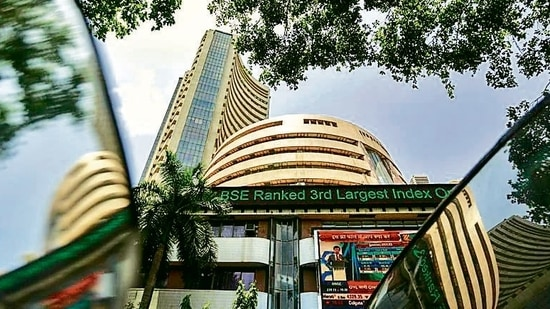 On the Sensex chart, Bajaj Finance, Bajaj FinServ, SBI, IndusInd Bank, Dr Reddy's, Tech Mahindra, ITC and Kotak Bank were the prominent gainers – rising up to 7.29 per cent.(Reuters)