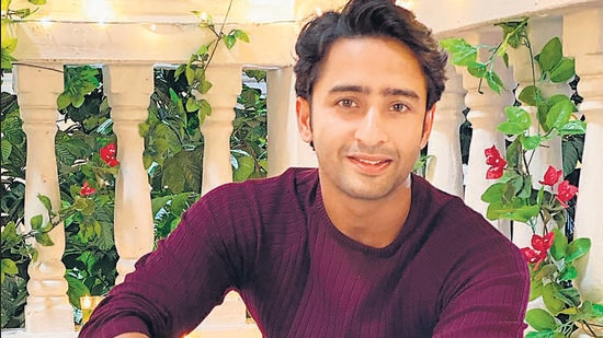 Shaheer Sheikh is shooting for his new TV show near Darjeeling and is glad to be back on a set.