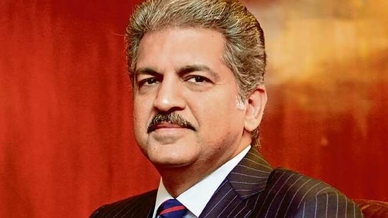 Anand Mahindra shared the funny dog video on Twitter.(File Photo)