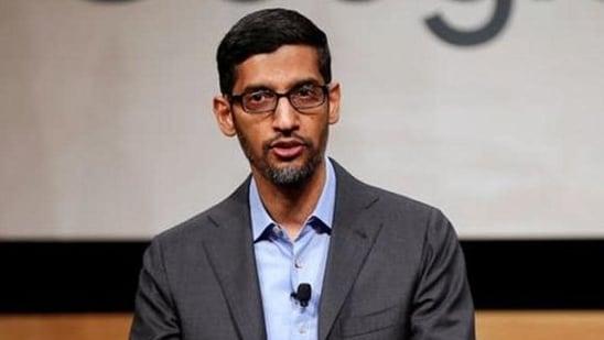 Google CEO Sundar Pichai's birthday is on June 10.(Reuters file photo)